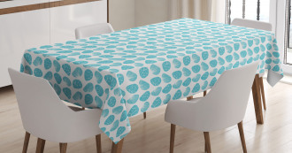 Sunray Venus and Cockle Tablecloth