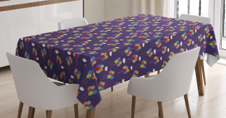 Festival and Birthday Tablecloth