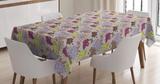 Papillon Butterflies Tablecloth