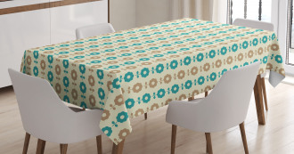 Simple Daisies Tablecloth