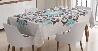 Mandala Antique Tablecloth