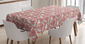 Blooming Poppies Tablecloth