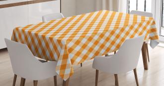 Gingham Checks Tablecloth