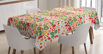 Graphic Artwork Tablecloth