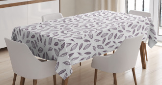 Autumn Pattern Tablecloth