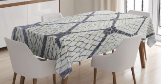 Lisbon City Floors Tablecloth