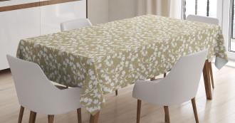 Vineyard Garden Grapes Tablecloth