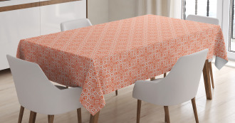 Traditional Ottoman Ornate Tablecloth