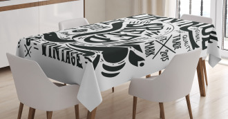Spirit of the Road Tablecloth