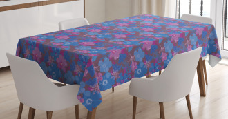 Botanical and Exotic Tablecloth