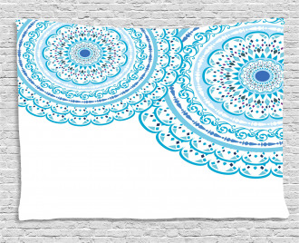 Wedding Invitation Lace Wide Tapestry