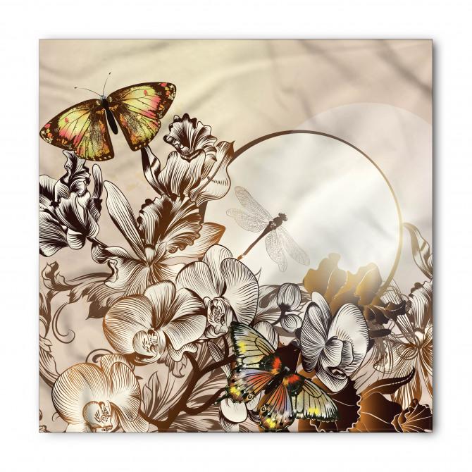 Kelebek ve Yusufçuk Bandana Fular