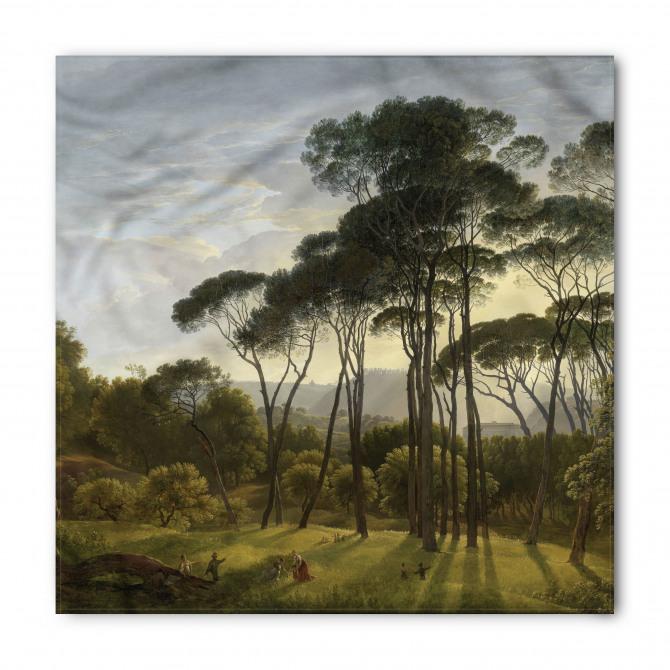 Orman ve Gökyüzü Bandana Fular