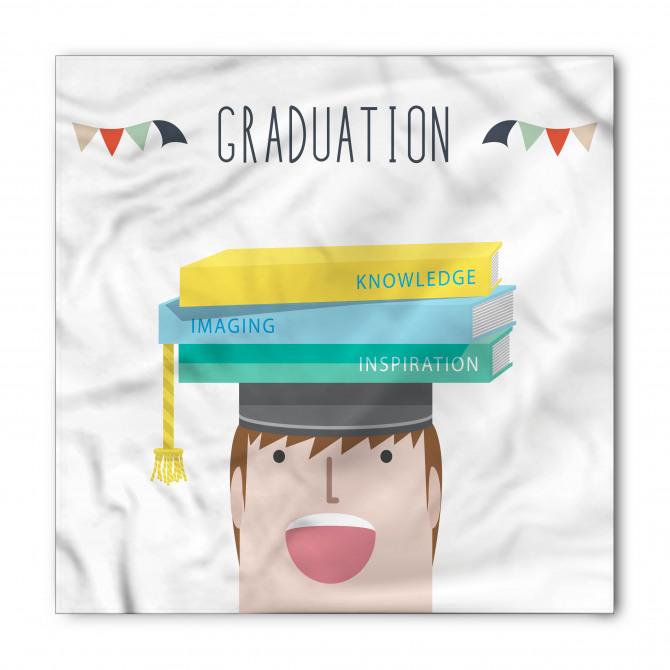 Öğrenci ve Kitapları Bandana Fular