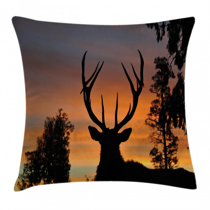 Island New Zealand Pillow Cover