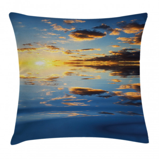 Tropical Vivid Scenery Pillow Cover