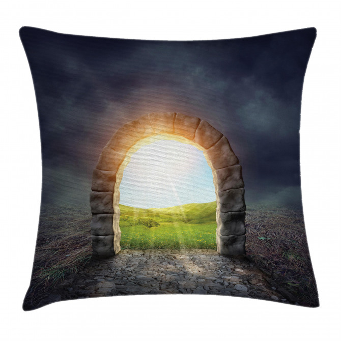Greenland Wildflowers Pillow Cover