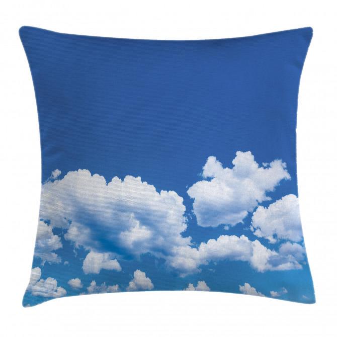 Summertime Nature Scene Pillow Cover