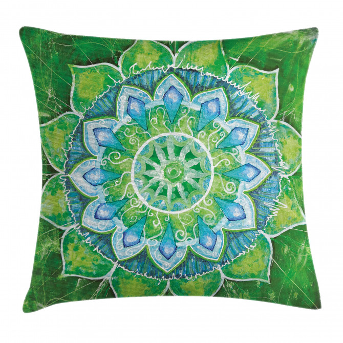 Leaf Forms Nature Zen Pillow Cover