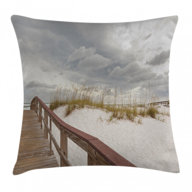 Tropical Gulf Island Pillow Cover