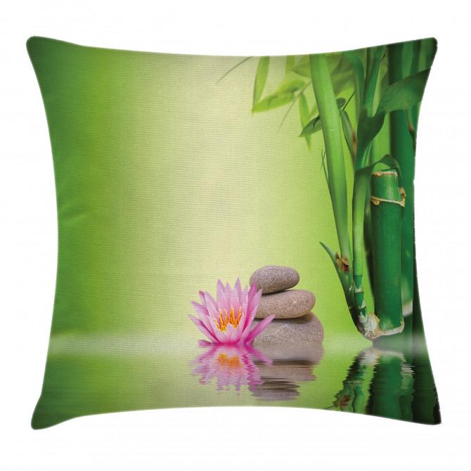 Zen Garden Peaceful Mind Pillow Cover