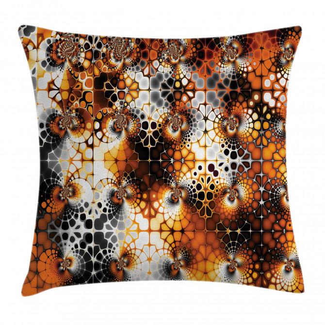 Vintage Mosaic Pillow Cover