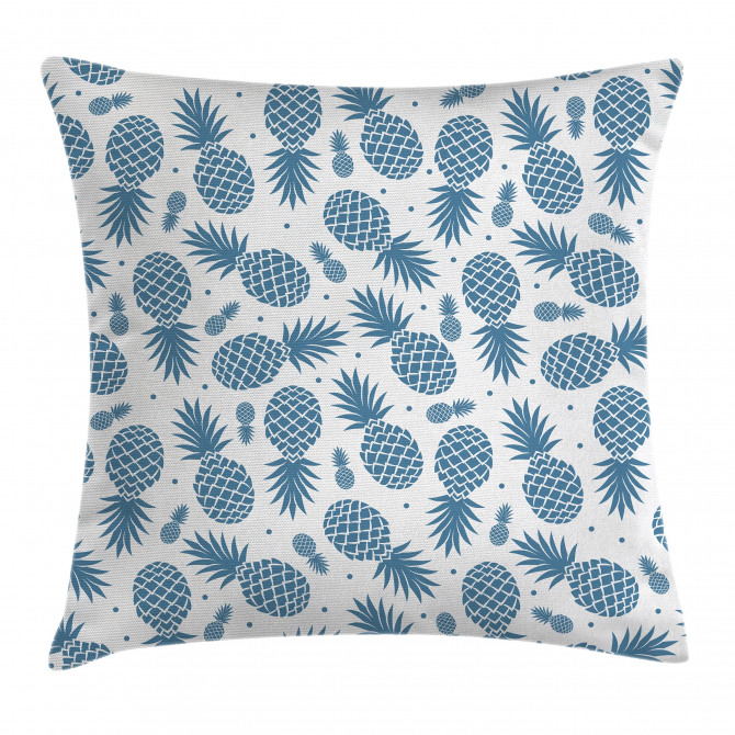 Tropical Fruit Pineapple Pillow Cover