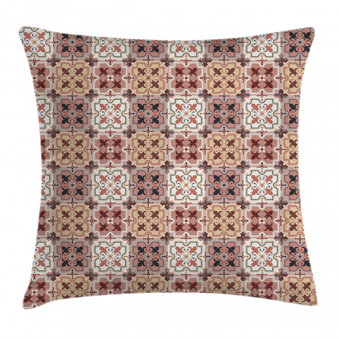 Vintage Clover East Pillow Cover