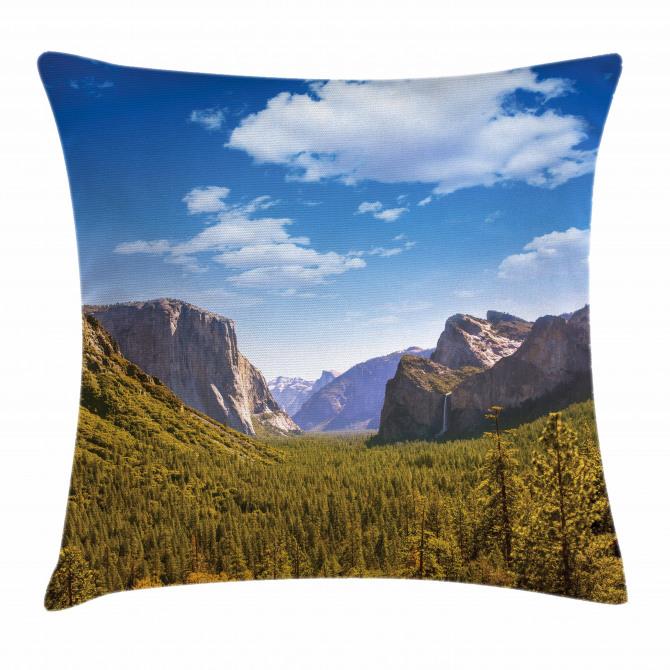 Yosemite El Capitan US Pillow Cover