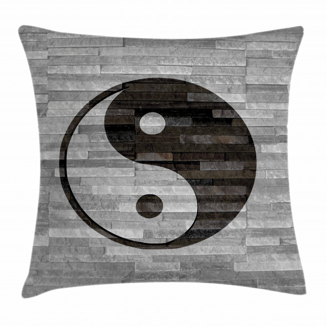 Rustic Modern Style Pillow Cover
