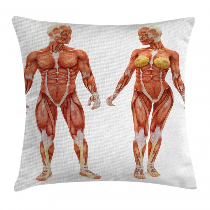 Body Pillow Covers.Male Human Body Pillow Cover