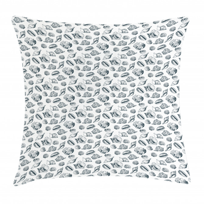 Florida Fighting Conch Pillow Cover