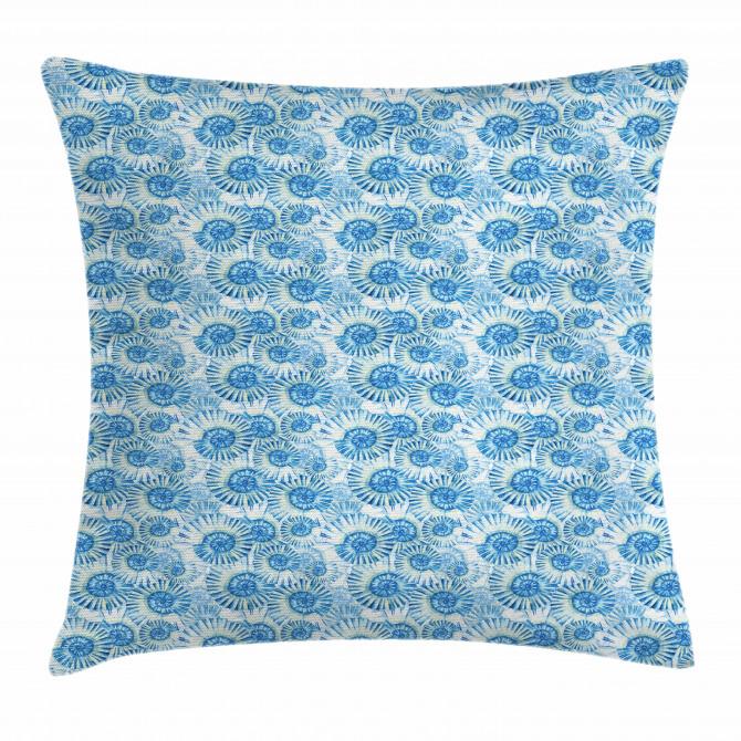 Crustaceans Prints Pillow Cover