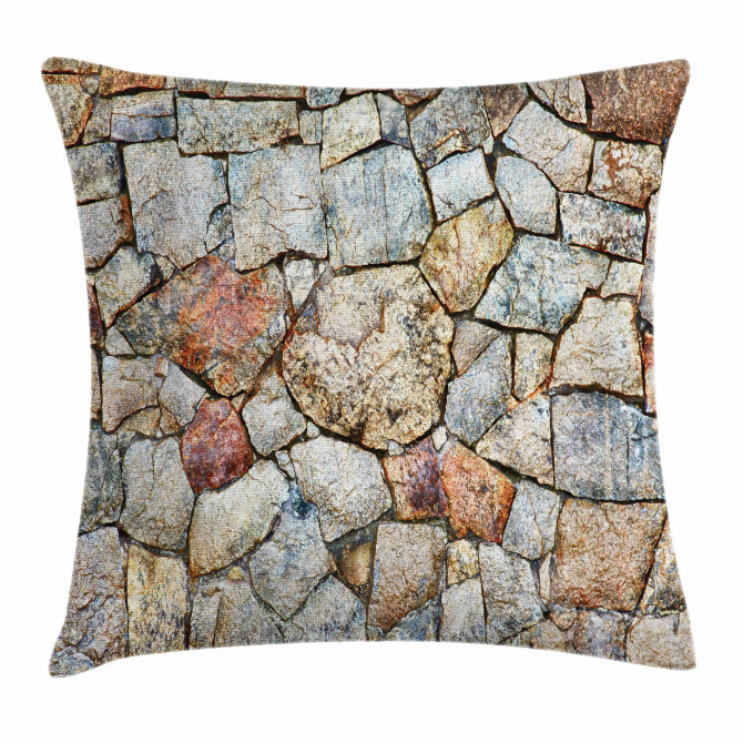 Rustic Natural Wall Pillow Cover