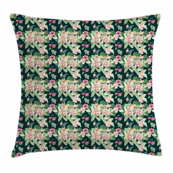 Artistic Garden Design Pillow Cover