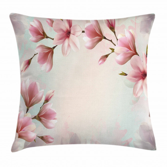 Double Exposure Effect Pillow Cover