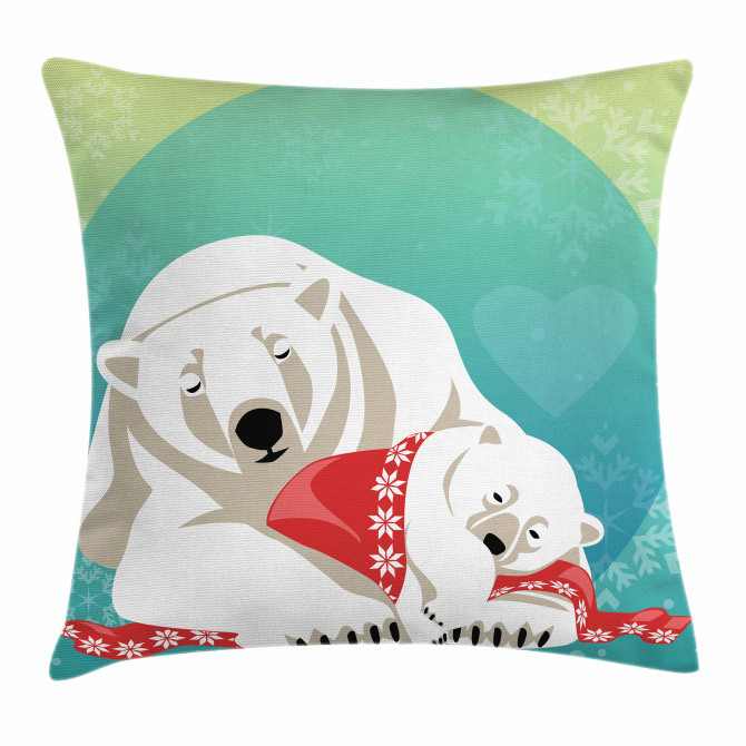 Parenthood and Xmas Pillow Cover