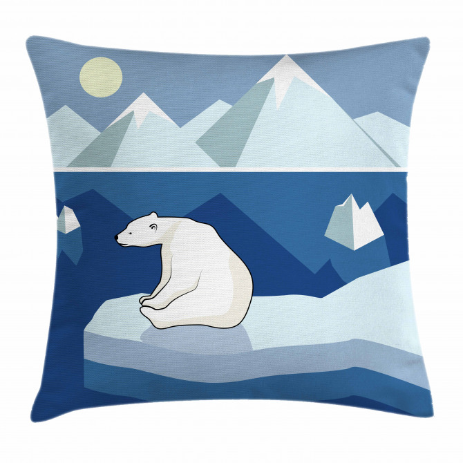 Night Watch Animal Pillow Cover