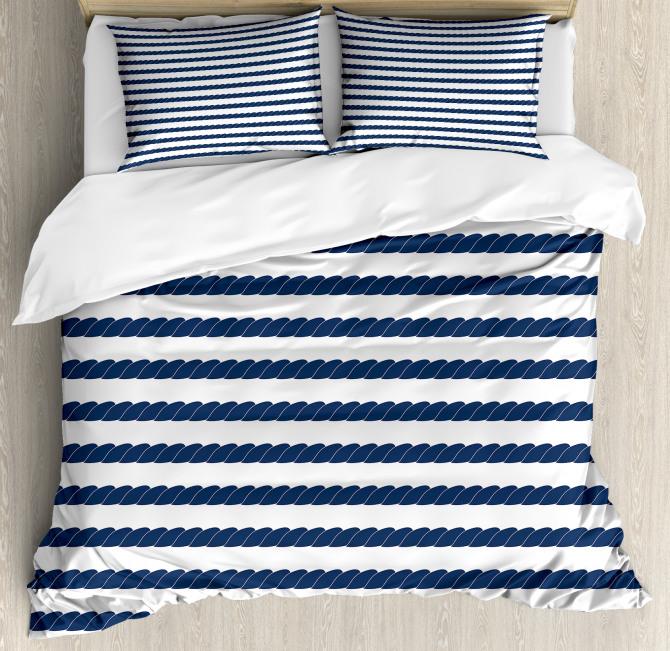 Marine Sea Life Design Duvet Cover Set