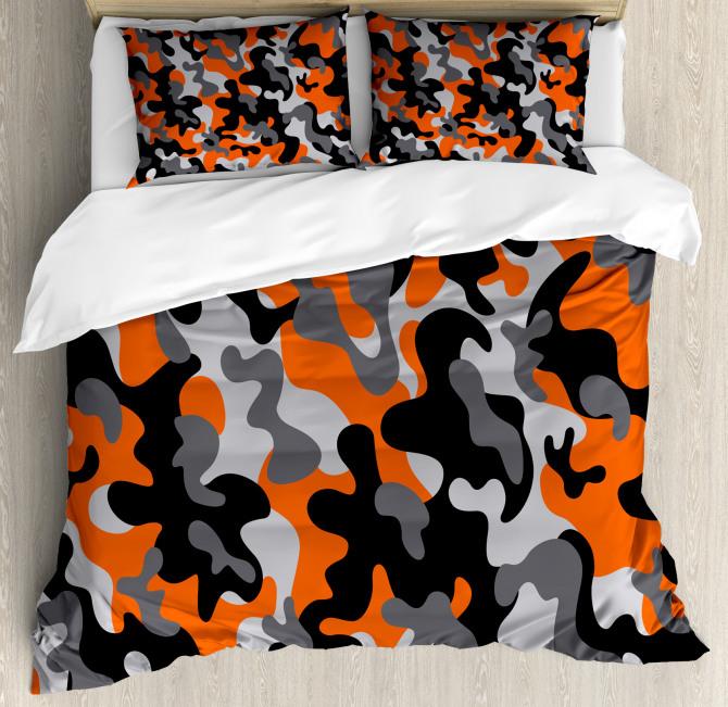 Artistic Modern Design Duvet Cover Set