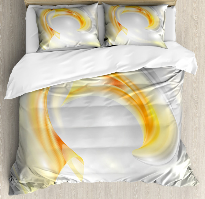 Futuristic Design Duvet Cover Set