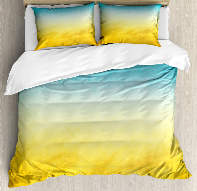 Dreamy Beach Duvet Cover Set