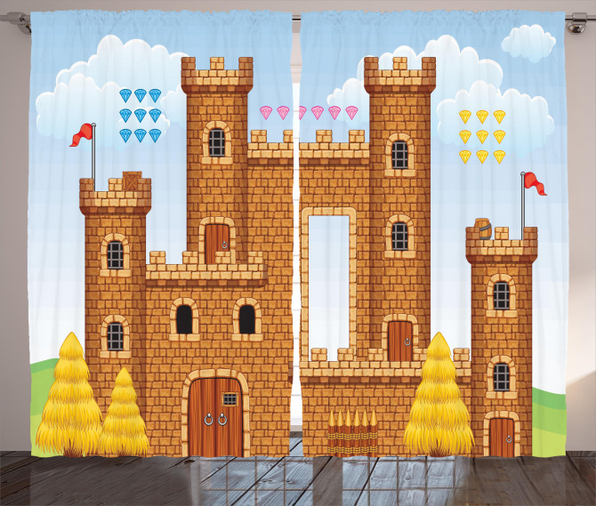 Castle Leisure Hobby Curtain
