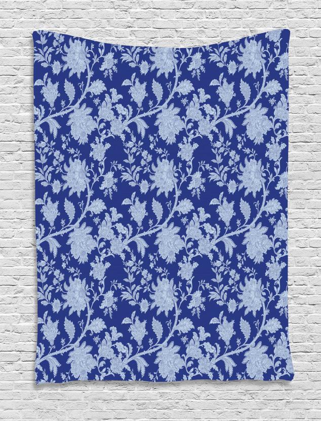 Paisley Pattern Ottoman Tapestry