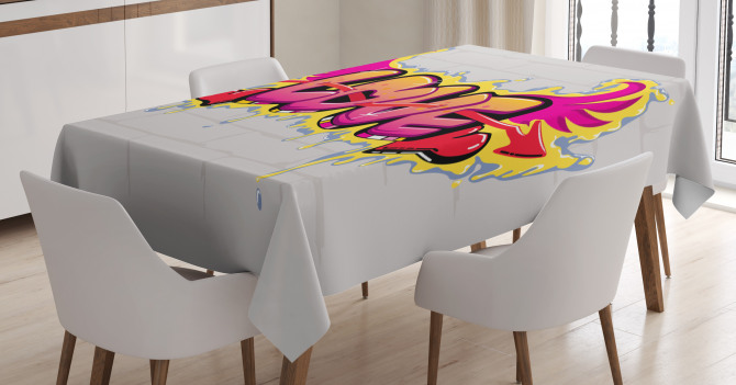 Pierced Love Tablecloth