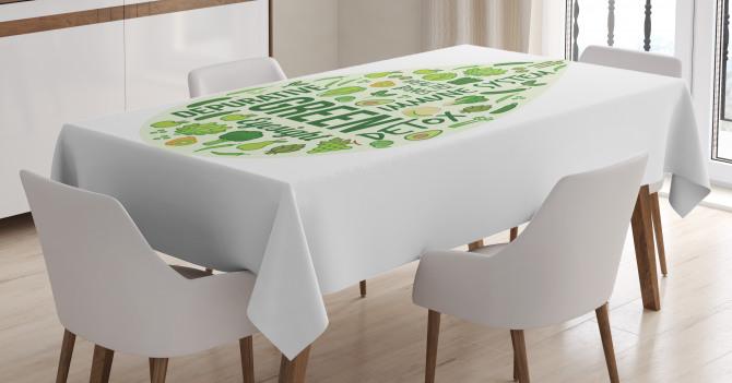 Inspirational Image Tablecloth