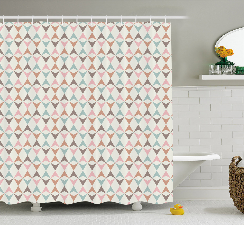 Mouse Clicker Arrows Shower Curtain