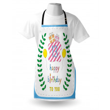 13th Birthday Gifts Apron