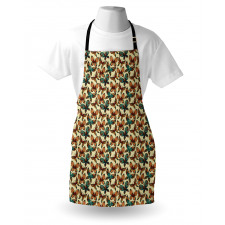 Abstract Art Wings Apron