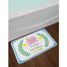 13th Birthday Gifts Bath Mat